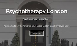 Psychotherapy London